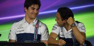 Lance Stroll y Felipe Massa en el GP de Australia - SoyMotor