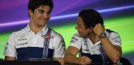 Lance Stroll y Felipe Massa en Australia - SoyMotor.com