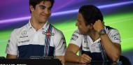 Lance Stroll y Felipe Massa en Austria - SoyMotor.com