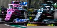 El rendimiento de Aston Martin se fue con el rosa  - SoyMotor.com