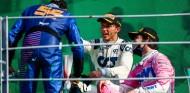 "Lance Stroll suma su segundo podio: ""Ha sido una carrera loca"" - SoyMotor.com"