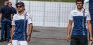 Felipe Massa (izq.) y Lance Stroll (der.) – SoyMotor.com