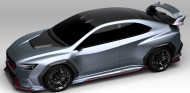 Subaru VIZIV Performance STi Concept - SoyMotor.com