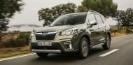 Subaru Forester Eco Hybrid: SUV aventurero de etiqueta ECO