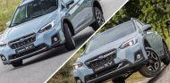 Subaru XV 2018: bienvenida a un SUV de verdad - SoyMotor.com