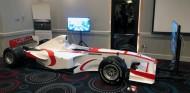 Super Aguri SA05 de F1, preparado para simulación virtual - SoyMotor.com