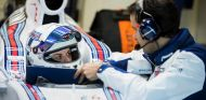 Susie Wolff en uno de sus test con Williams - LaF1