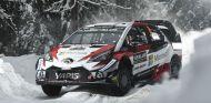 Rally Suecia 2018: Toyota manda en el primer tramo - SoyMotor.com