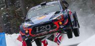 Neuville en el Rally de Suecia 2017 - SoyMotor.com