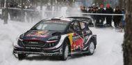Ogier en el Rally de Suecia 2018 - SoyMotor.com