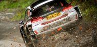 Elfyn Evans en el Rally de Gran Bretaña - SoyMotor.com