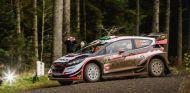 Evans en el Rally de Gran Bretaña - SoyMotor.com