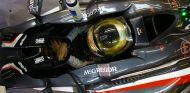 Adrian Sutil en el cockpit de su Sauber C33 - LaF1