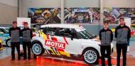 Suzuki Motor Ibérica da el salto al Campeonato Europeo de Rallies  - SoyMotor.com