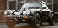 Syberia RS: el Porsche 911 de 1986 ideal para para devorar dunas - SoyMotor.com