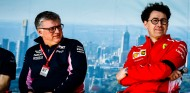 "Ferrari, sobre Racing Point: ""Es como copiar en un examen"" - SoyMotor.com"