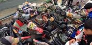 El resultado del accidente - SoyMotor.com
