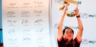 """Tanabe, desconcertado por la victoria: """"No sabía qué hacer en el podio"""" - SoyMotor.com"""
