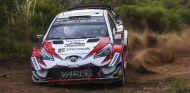 Ott Tänak en el Rally de Argentina 2018 - SoyMotor.com