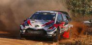 Ott Tänak en el Shakedown del Rally de Portugal 2018 - SoyMotor.com