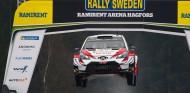 El Rally de Suecia, tres años más en el WRC - SoyMotor.com
