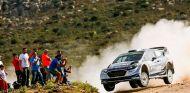 Rally Cerdeña 2017: Tänak aprovecha el error de Paddon - SoyMotor.com