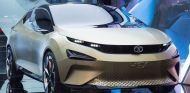 El Tata 45X Concept durante su presentación en el Salón de Ginebra - SoyMotor