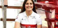 Tatiana Calderón en el Circuit de Barcelona-Catalunya - SoyMotor