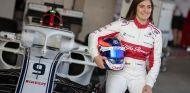 Tatiana Calderón en el GP de México - SoyMotor