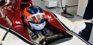 Tatiana Calderón, a los mandos de un Sauber C32 en Paul Ricard - SoyMotor.com