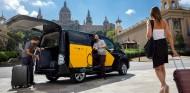 Taxistas de Barcelona - SoyMotor.com
