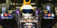 The Stig en el Red Bull RB7
