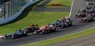Salida del Gran Premio de Japón - LaF1