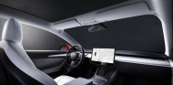 Interior del Tesla Model 3 - SoyMotor.com