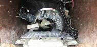 Encuentran un Tesla Model S robado desmontado en un camión - SoyMotor.com