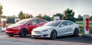 El Tesla Model S y Model X, ahora con recargas gratis de por vida - SoyMotor.com