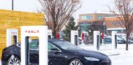 Un Tesla Model S en Noruega –SoyMotor.com