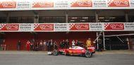 Ferrari en el Circuito de Barcelona Catalunya - SoyMotor