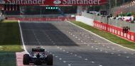 Sebastian Vettel durante el GP de España F1 2013 - LaF1