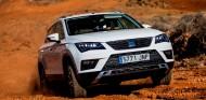 Test extremo de Seat al Ateca en el desierto - SoyMotor.com