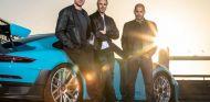 El nuevo trío de presentadores de Top Gear: Harris, McGuinness y Flintoff - SoyMotor.com