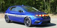 La 'Gendarmerie' elige al Seat León Cupra como coche de intervención rápida - SoyMotor.com