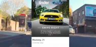 Tu cita Tinder perfecta en un Ford Mustang - SoyMotor.com
