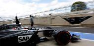 McLaren en los tests post-carrera de Silverstone - LaF1