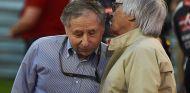Jean Todt y Bernie Ecclestone en Sakhir - SoyMotor.com