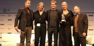 Todt y Rosberg, presentes en la entrega del premio a Vanessa Low - SoyMotor