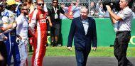 Jean Todt en el pasado Gran Premio de México - LaF1