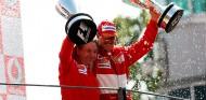 Jean Todt y Michael Schumacher en Monza en 2006 - SoyMotor.com