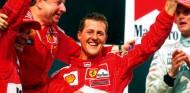 Jean Todt y Michael Schumacher en Hungaroring - SoyMotor.com