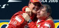 Jean Todt y Michael Schumacher hicieron historia en Ferrari - LaF1